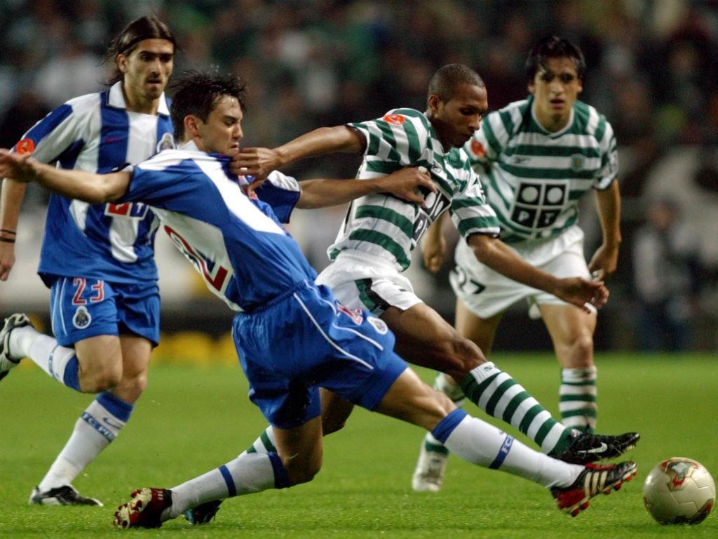 Sporting-FC Porto Jan2004 (Reuters)