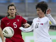 Algarve Cup: Portugal-Coreia do Norte (LUSA)