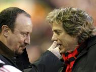 Benitez e Jorge Jesus (Reuters)