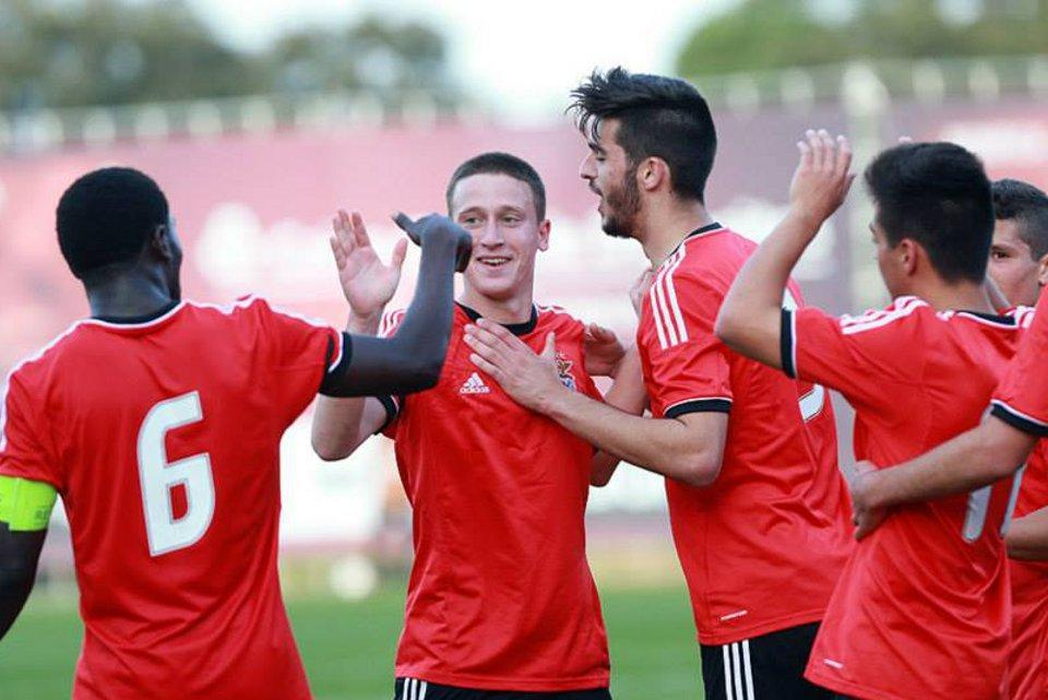 Benfica sub-19 Youth League