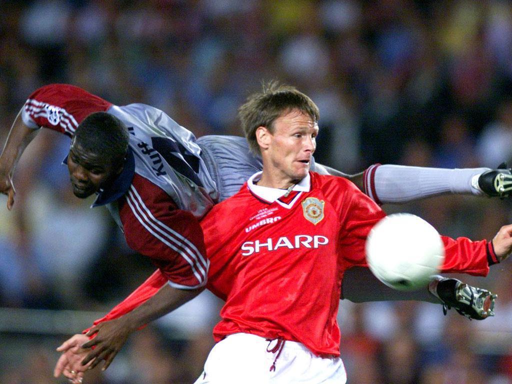 Bayern-Manchester United, 1999