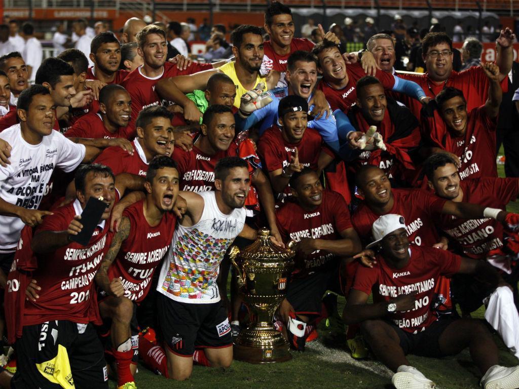Ituano vence campeão paulista (Reuters)
