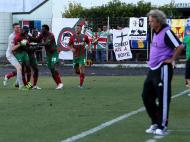 Marítimo-Benfica, 2-1: O Benfica começou a Liga 2013/14 a 18 de agosto na Madeira. E a estreia no campeonato foi com uma derrota. Foi um mau prenúncio e lançou dúvidas. Mas não passou disso. A primeira foi (até agora quando o título está garantido) a única derrota na prova.