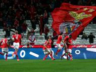 Em 11 de fevereiro deste ano, o Benfica bate mais um adversário direto, no caso, o Sporting, por 2-0 na Luz. E, mais uma vez, vai também vendo os dois rivais ficando, à vez, mais distantes. À 18ª jornada, os encarnados colocam o 2º lugar a 4 pontos de distância.