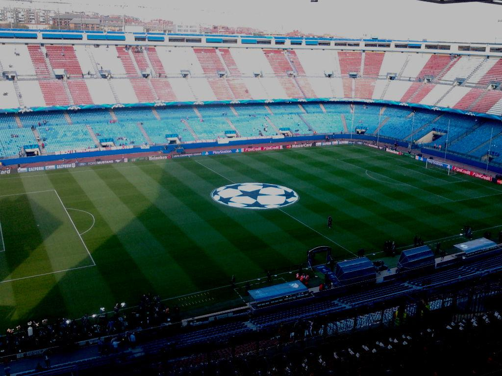 Estádio Vicente Calderón