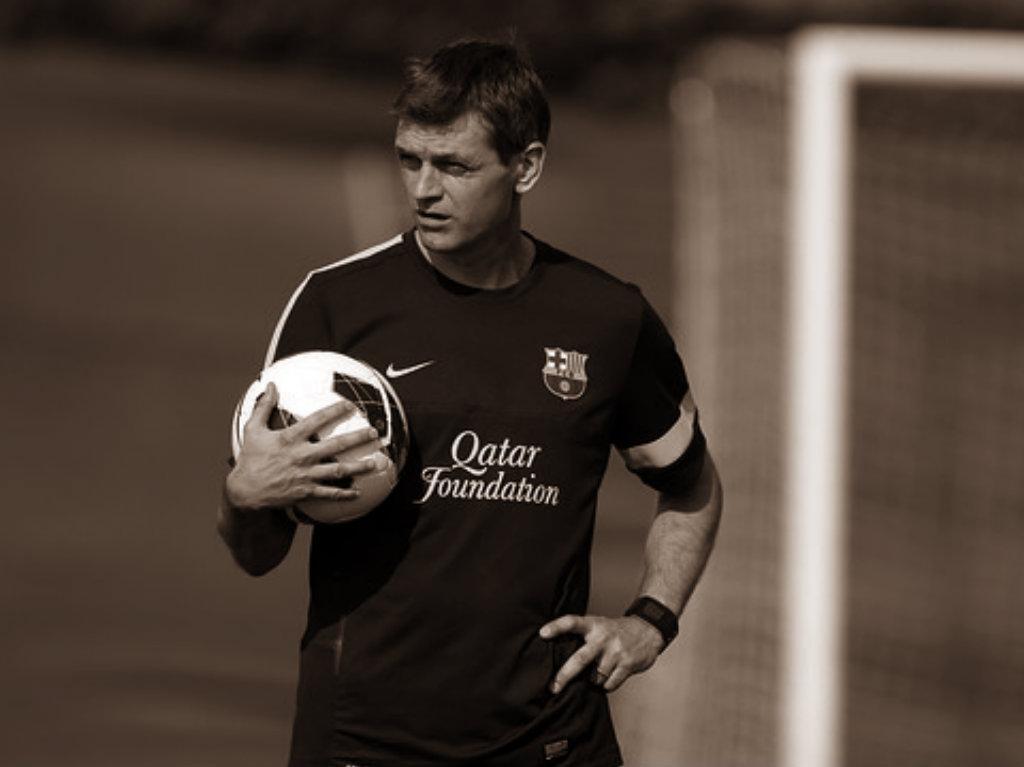 Tito Vilanova [Foto: Barcelona]