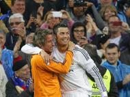 Cristiano Ronaldo e Fábio Coentrão