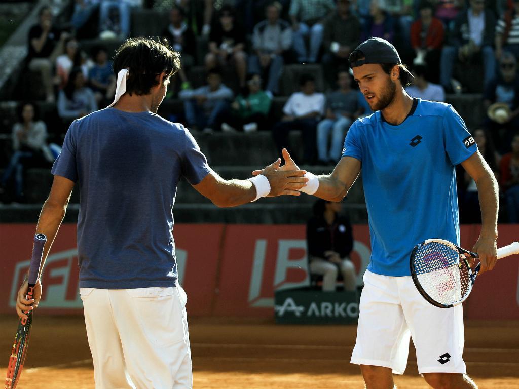 Portugal Open: Gastão Elias e João Sousa