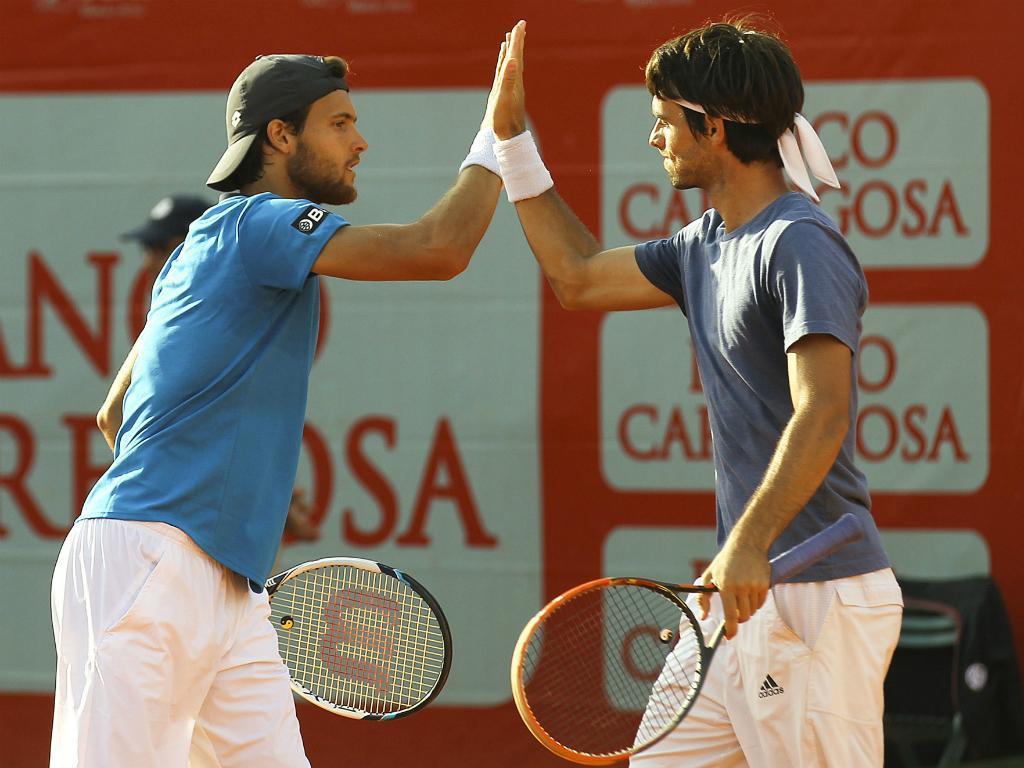 Portugal Open: João Sousa e Gastão Elias