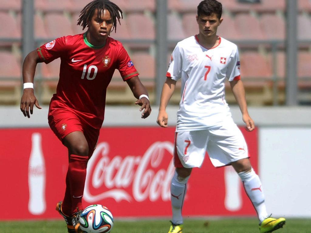 Euro sub-17: Portugal-Suíça