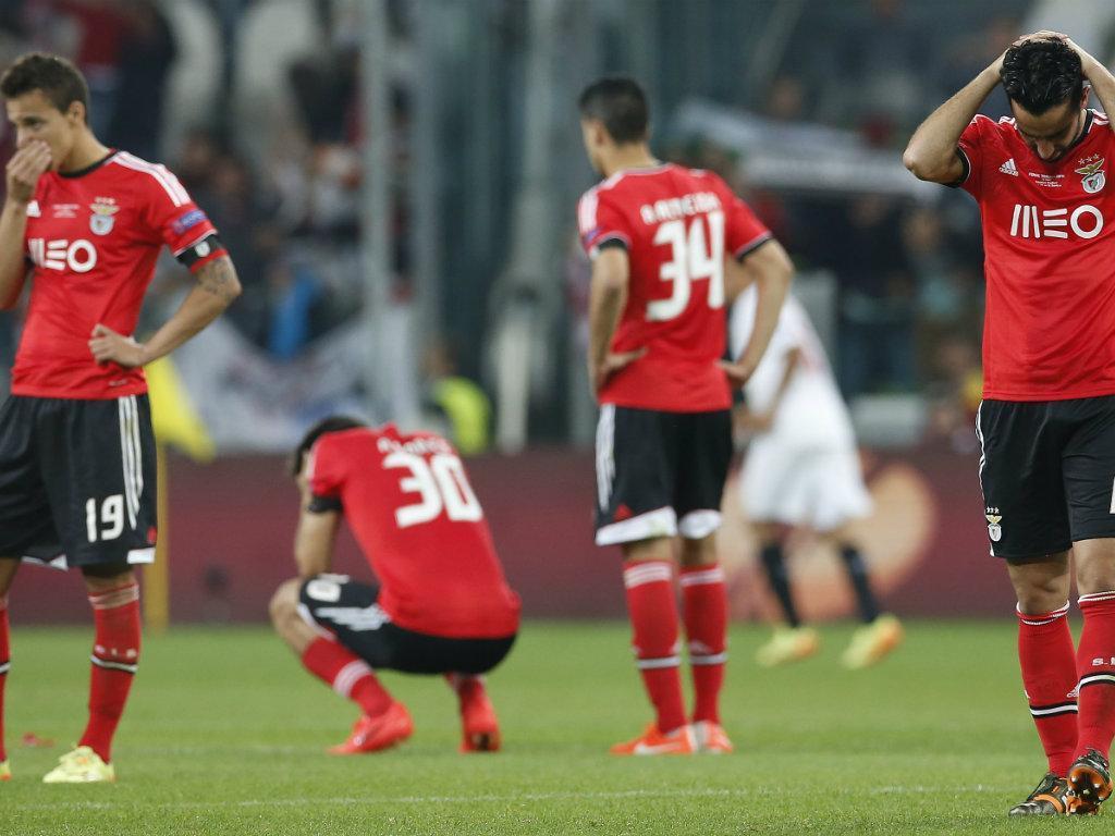Sevilha vs Benfica