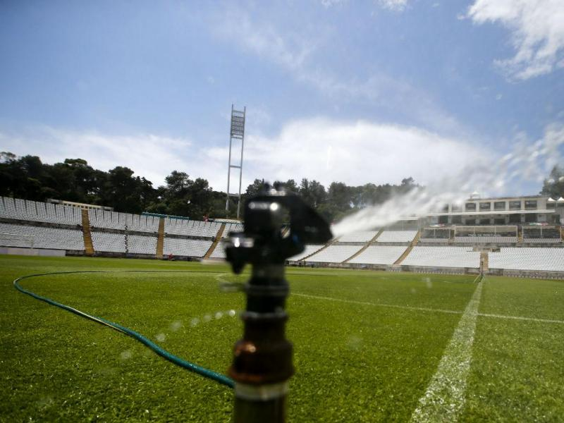Preparativos para a final da Taça (foto: fpf)