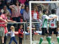 Novo gesto racista em Espanha