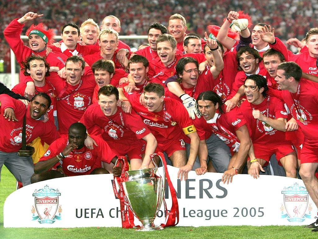 Milan-Liverpool, 2005