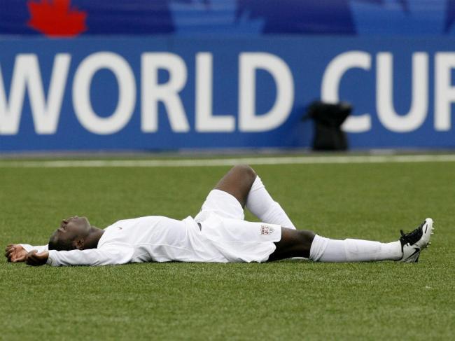 CA Notícias Adu: mais novo de sempre a jogar pelos EUA falha três Mundiais