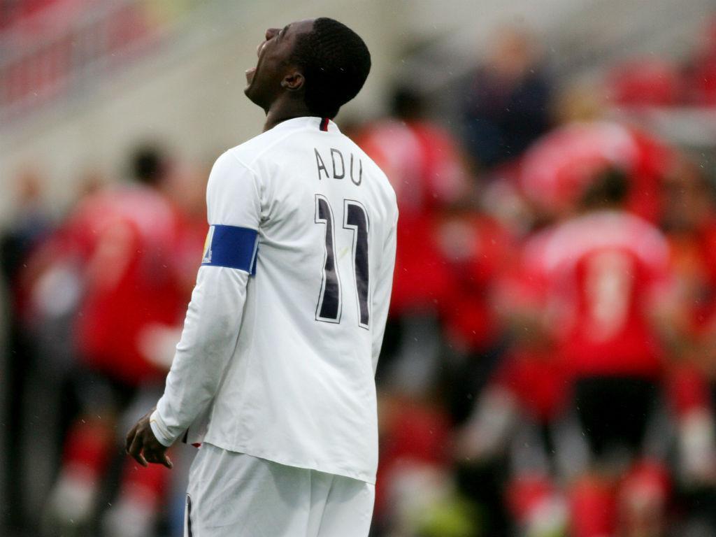 Feddy Adu (Reuters)