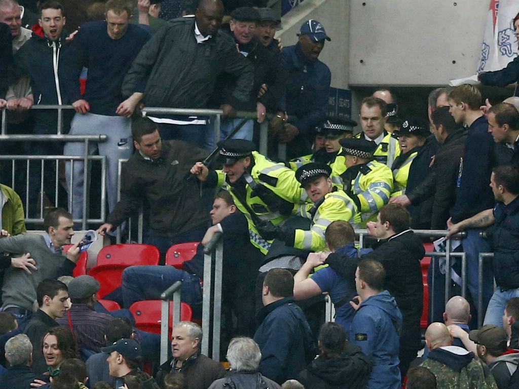 Hooligans (Reuters)