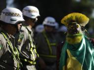 Protesto no Brasil