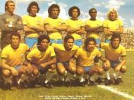 Geraldo na Seleção do Brasil