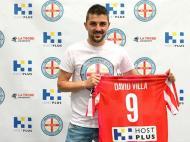 David Villa (foto: Melbourne City)