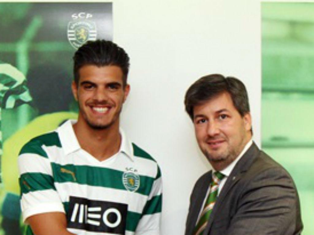 Jorge Santos no Sporting