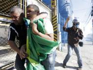 Confrontos em São Paulo (Reuters)
