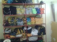 Ypiranga: a sala do roupeiro
