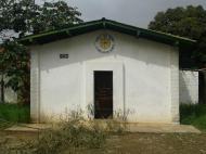 Ypiranga: a capela do centro de treinos