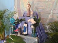 Ypiranga: um Santo António português na capela do centro de treinos