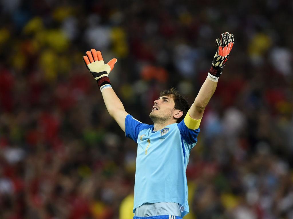 Espanha vs Chile (Reuters)