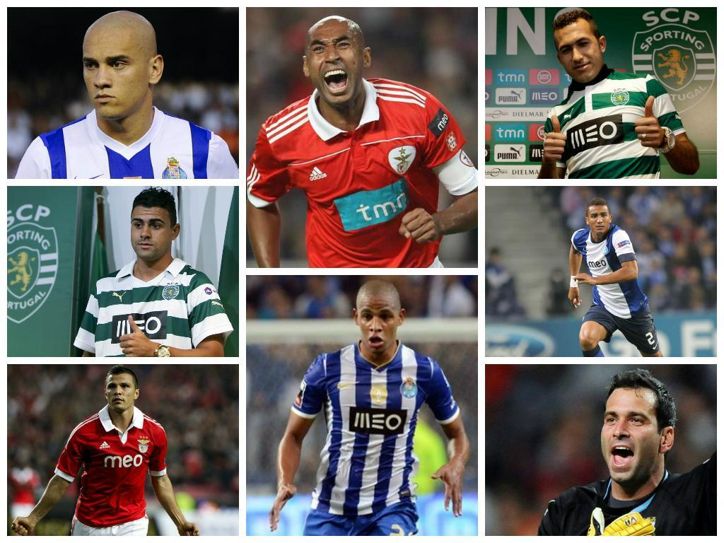 Brasileiros «esquecidos»