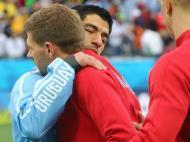 Uruguai vs Inglaterra (EPA)