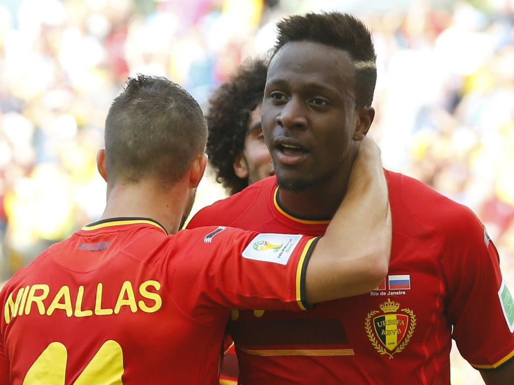 Bélgica vs Rússia (Reuters)