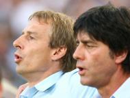 Jurgen Klinsmann e Joachim Low