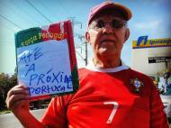 Brasil despede-se de Portugal