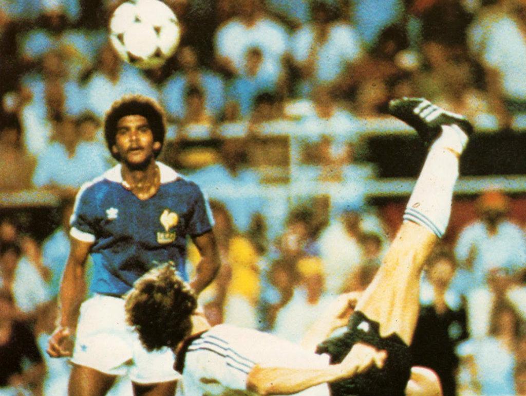 França-RFA, 1982