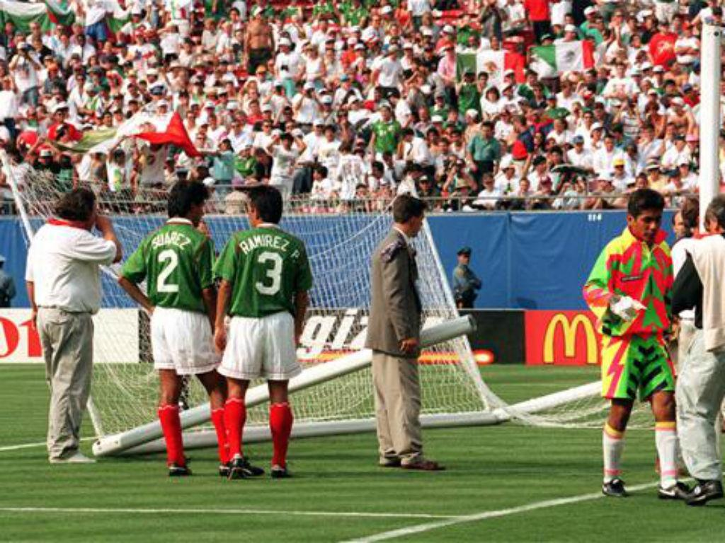 Bulgária-México, 1994