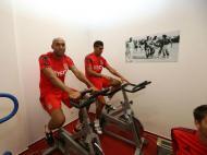 Luisão e Franco Jara (foto SL Benfica)