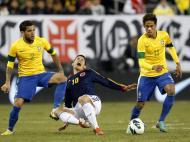 James Rodríguez e Neymar