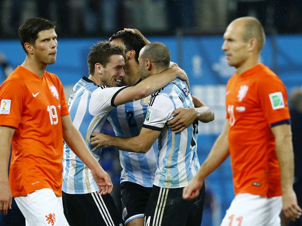 Holanda-Argentina (Reuters)