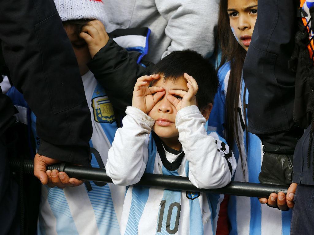 Argentina regressa a casa depois do Mundial (Reuters)