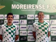 João Pedro e André Marques no Moreirense
