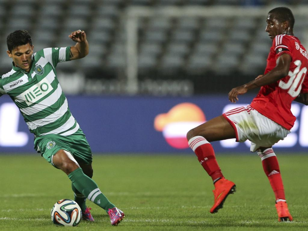 Benfica-Sporting (Miguel Lopes/LUSA)
