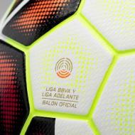 Bola Nike 2014/15 para as ligas espanhola, italiana e inglesa (D.R.)