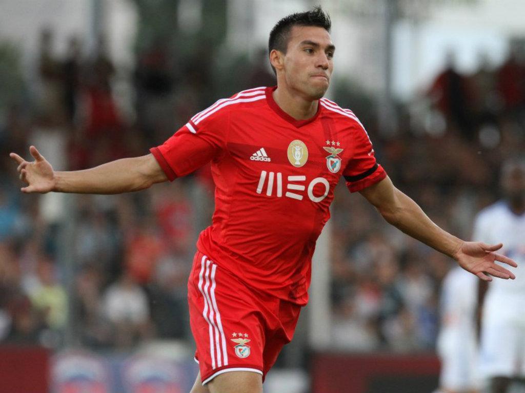 Benfica-Marselha [Foto: Benfica]