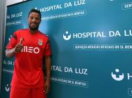 Eliseu [Foto: Benfica]