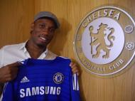 Drogba regressa ao Chelsea