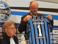 Scolari Grêmio