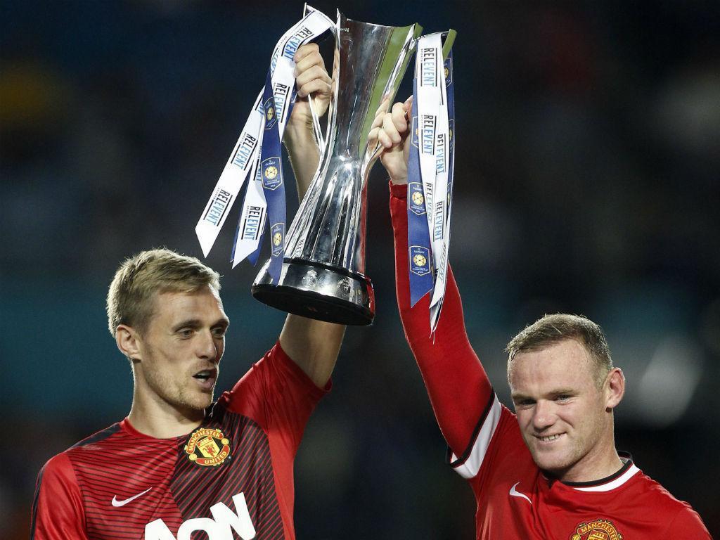 United venceu Troféu dos Campeões Internacionais
