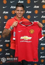 Marcos Rojo [Foto: Manchester United]